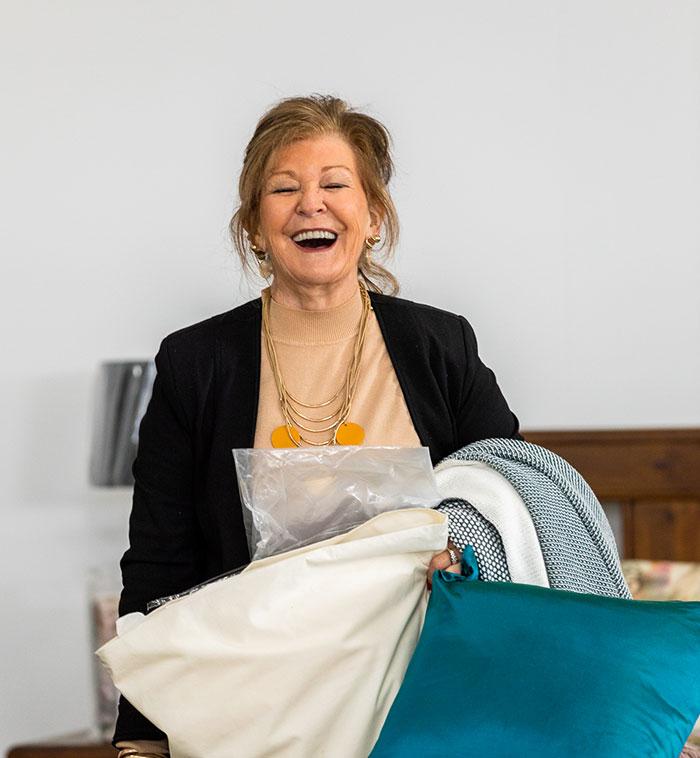 Slumberwold Judy Laughing