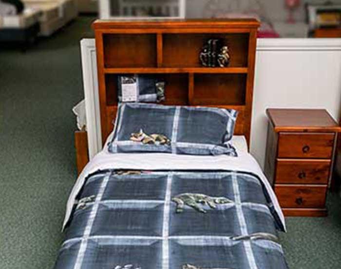 Cooper Bookcase Bed Slumberworld