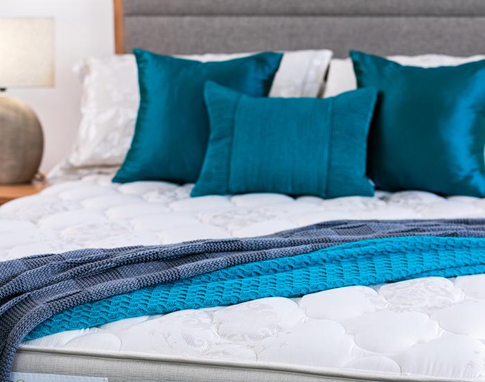 Slumberworld Adjustable Electric Bed And Latex Mattress Combo